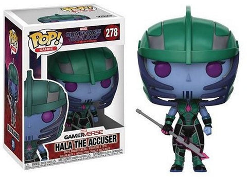 POP! Marvel Gears Of The Galaxy TT Hala the Accuser