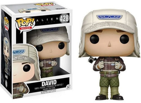 POP! Movies Alien Covenant David (Rugged)