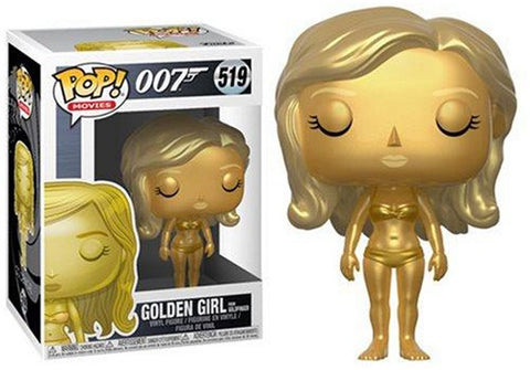 POP! Movies James Bond Jill Masterson