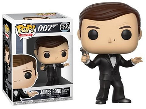 POP! Movies James Bond Roger Moore