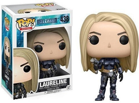 POP! Movies Valerian Laureline