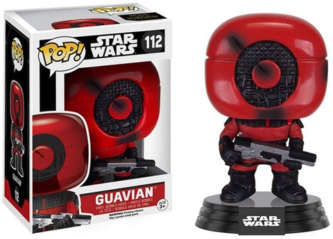 POP! Star Wars EP 7 Guavian