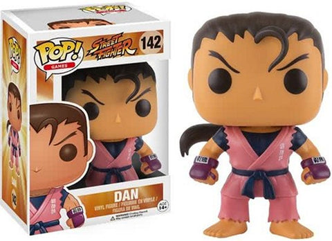 POP! Vinyl Street Fighter Dan