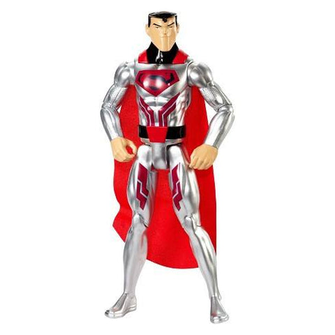 Justice League Superman Figur Grå