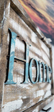 Load image into Gallery viewer, Wooden Home Sign