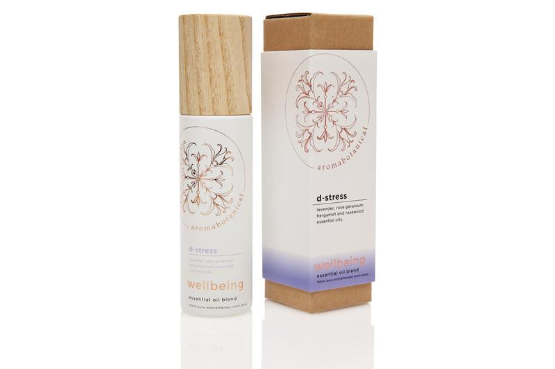 Wellbeing Room Spray - D-Stress