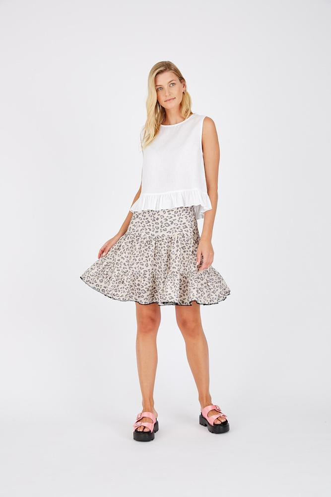 Sophia Skirt - Animal