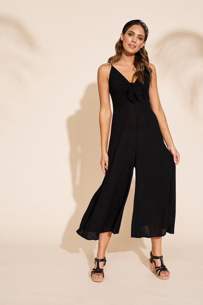 Savannah Jumpsuit - Black