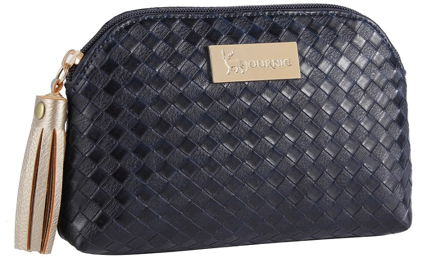 Skyfall Cosmetic Bag - Black