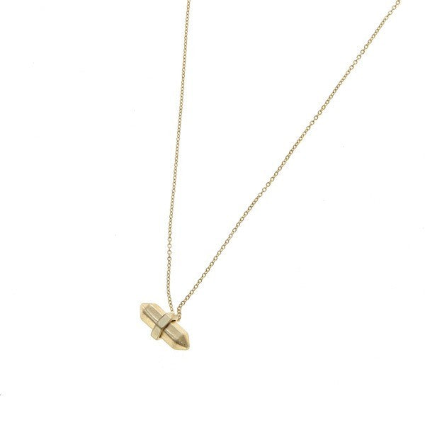Fortified Necklace - Gold