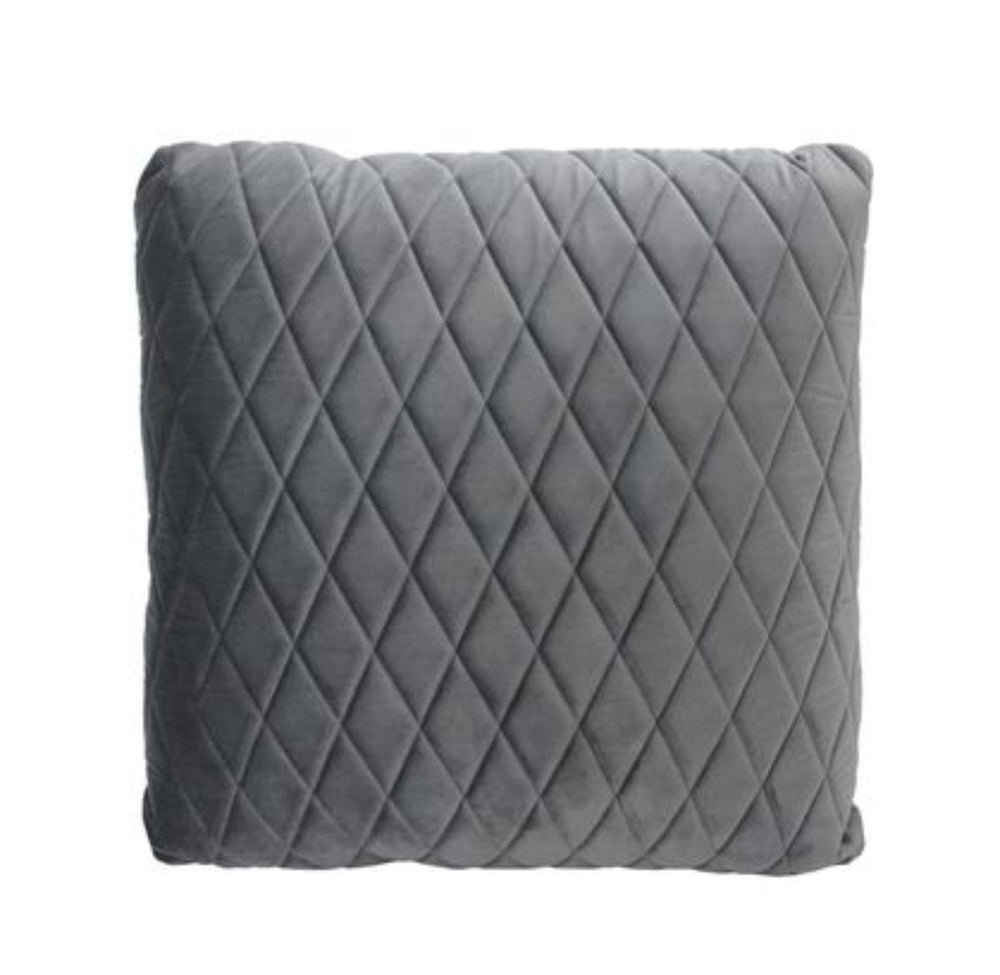 Coco Cushion - Dark Grey