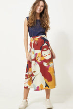 Envelope Skirt- Tropicalia