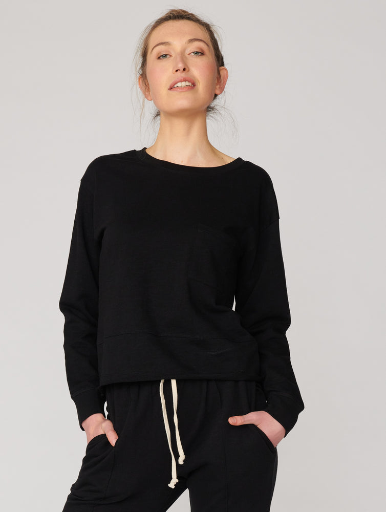 Brooklyn Sweater - Black