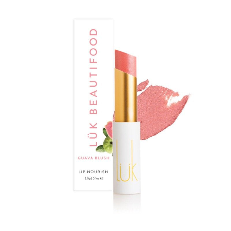 Lip Nourish - Guava Blush