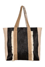 Hacienda Shopper Bag - Black