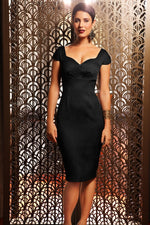 Hendrick Dress - Black