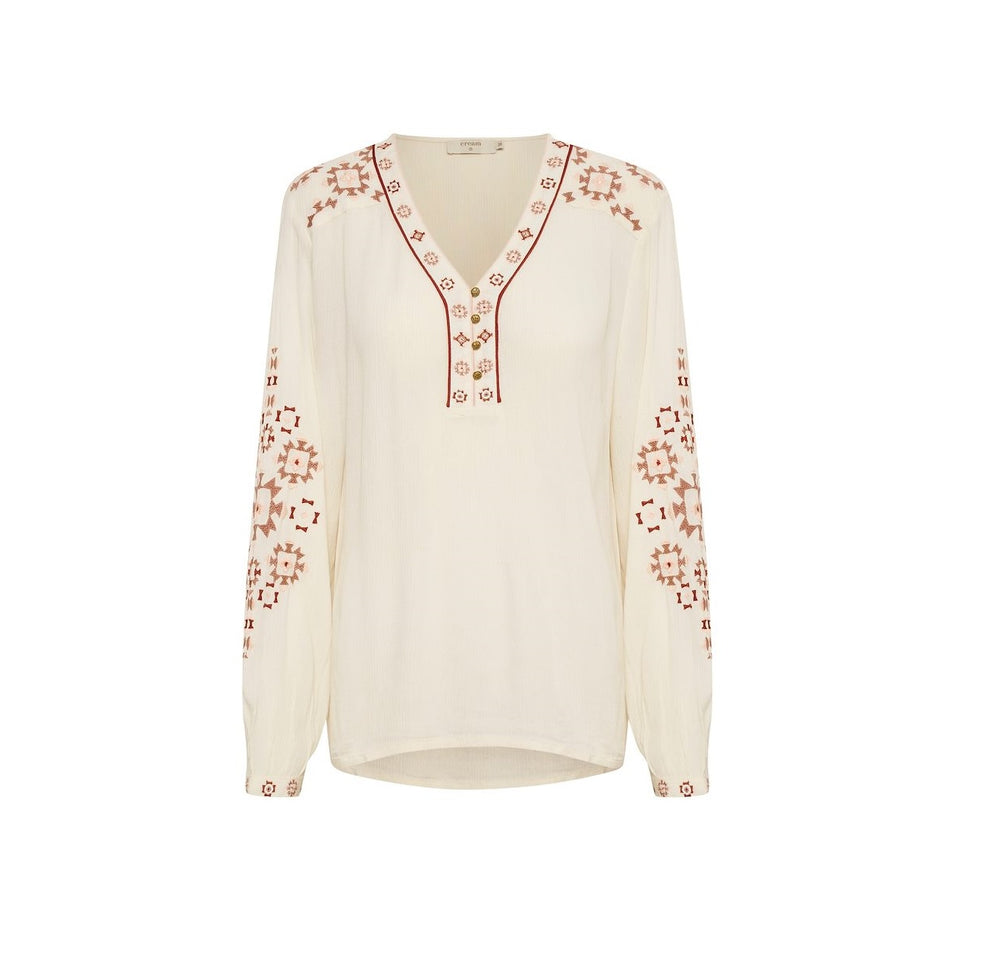 Lav Blouse - Cream