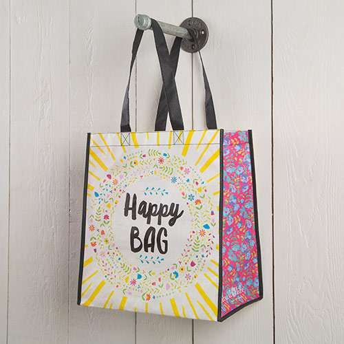 Gift Bag Large - Happy