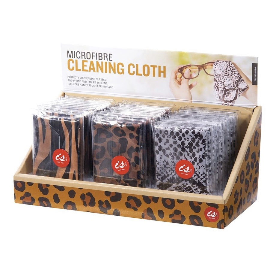 Cleaning Cloth - Animal Prints
