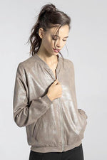 Mowang Jacket - Grey