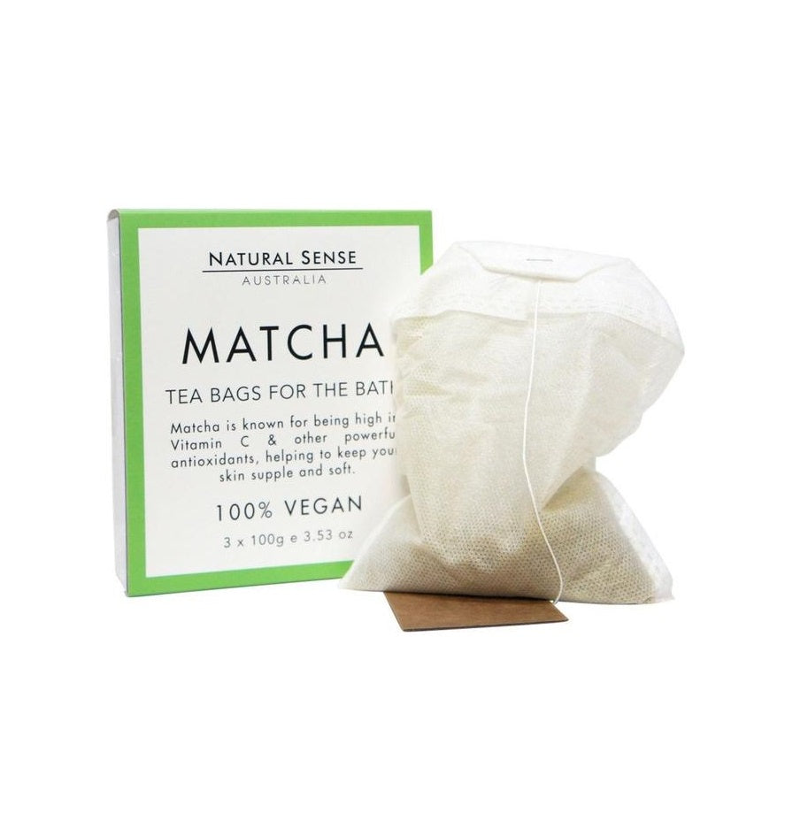 Herbal Remedies Bath Tea - Matcha