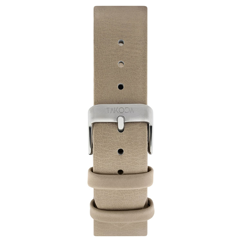 Genesis Watch Band - Sand/Silver