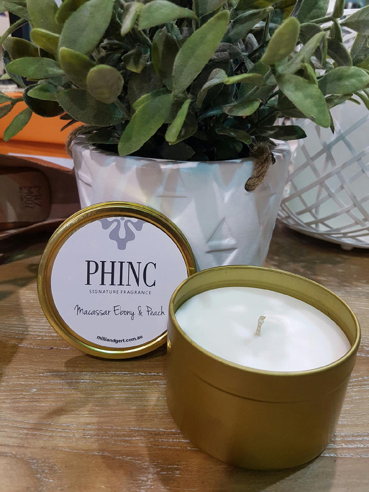 Phinc Candle Tin