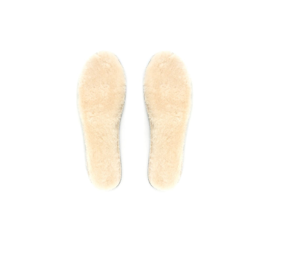 Sheepskin Insole - Natural