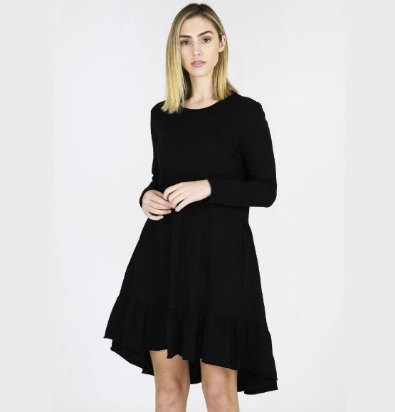 Stacey Tunic - Black