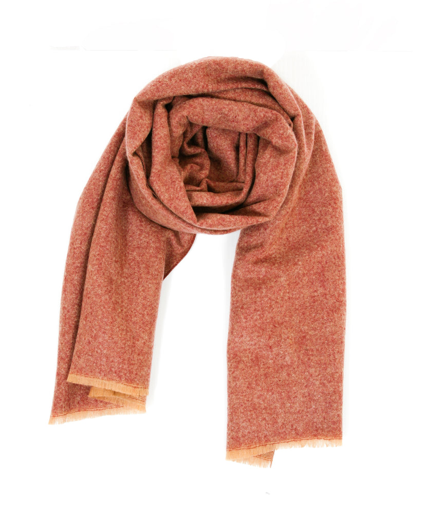 Cashmere Scarf - Rose