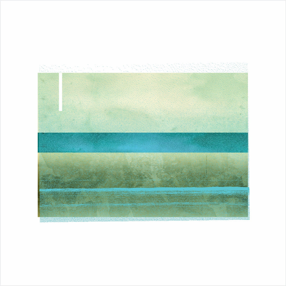 Card - Beach Teal