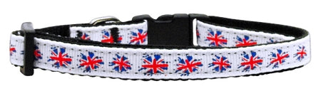Graffiti Union Jack(uk Flag) Nylon Ribbon