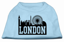 Load image into Gallery viewer, London Skyline Screen Print Shirt