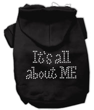 Load image into Gallery viewer, It's All About Me Rhinestone Hoodies