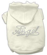 Load image into Gallery viewer, Angel Rhinestud Hoodie