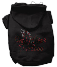 Load image into Gallery viewer, Candy Cane Princess Hoodies