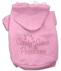 Candy Cane Princess Hoodies