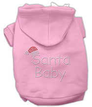 Load image into Gallery viewer, Santa Baby Hoodies