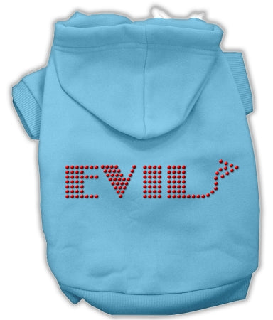 Evil Hoodies Baby Blue