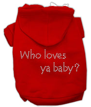 Load image into Gallery viewer, Who Loves Ya Baby? Hoodies