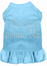 Load image into Gallery viewer, Rhinestone All About Me Dress