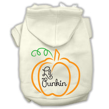 Load image into Gallery viewer, Lil Punkin Screenprint Hoodie