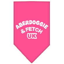 Load image into Gallery viewer, Aberdoggie Uk Screen Print Bandana
