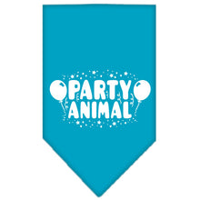 Load image into Gallery viewer, Party Animal Screen Print Bandana