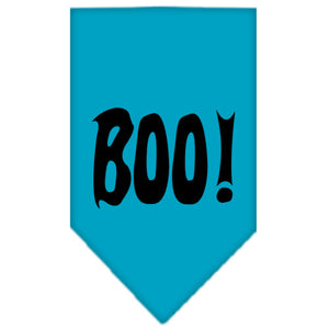 Boo! Screen Print Bandana