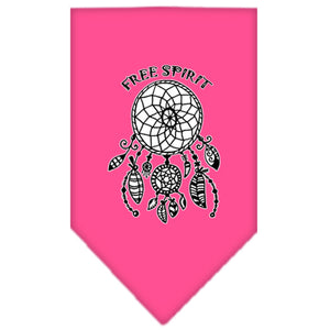 Free Spirit Screen Print Bandana