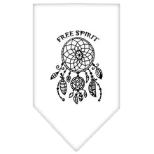 Load image into Gallery viewer, Free Spirit Screen Print Bandana