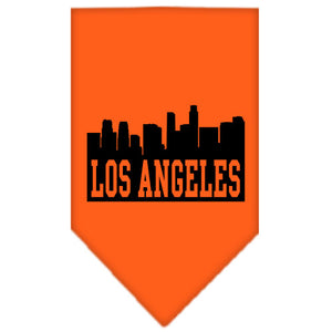Los Angeles Skyline Screen Print Bandana