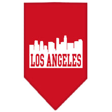 Load image into Gallery viewer, Los Angeles Skyline Screen Print Bandana