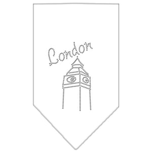 London Rhinestone Bandana